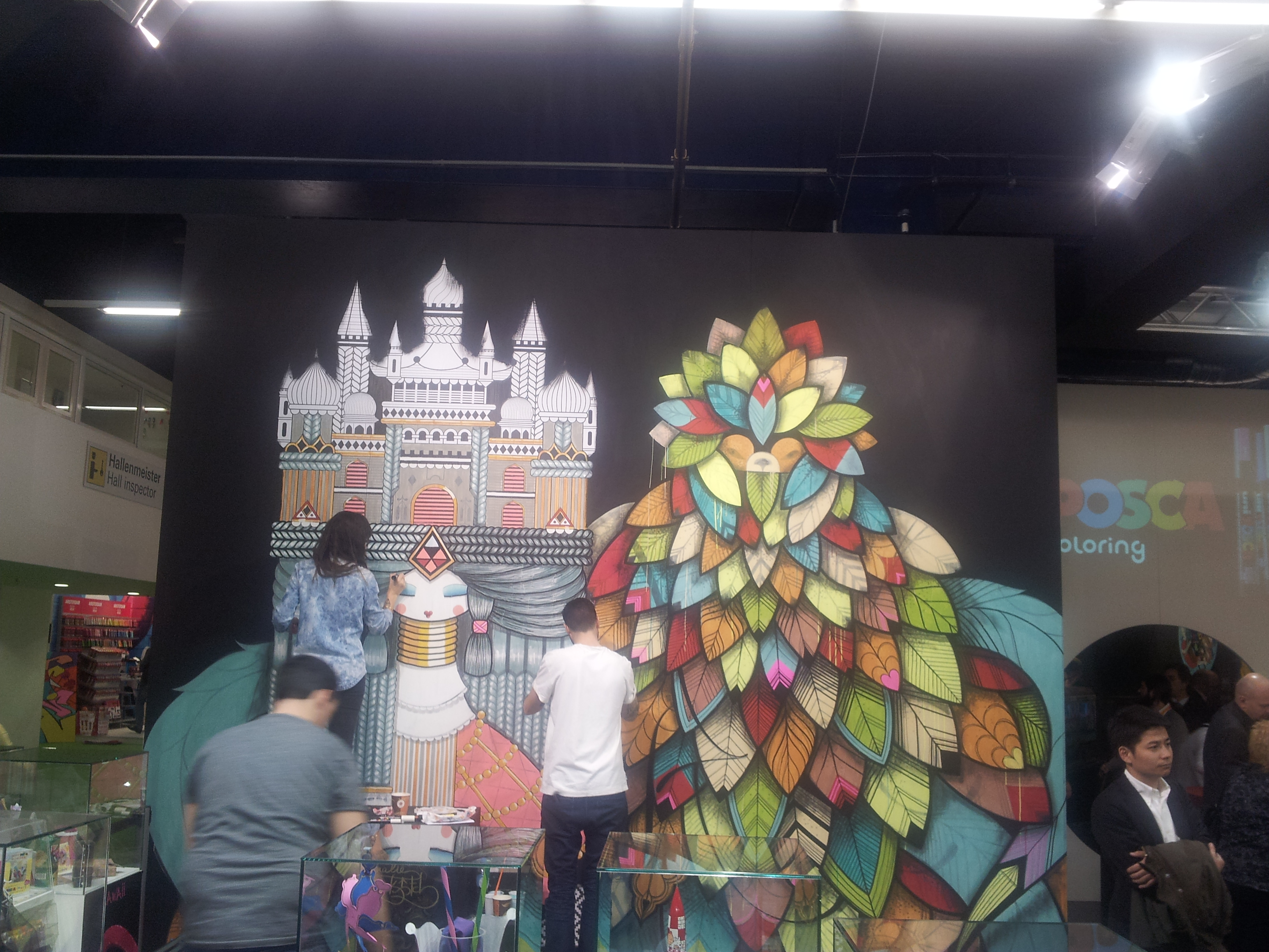 mur-posca-supakitch-paperworld2014