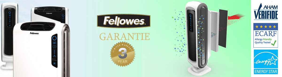 Purificateur d 'air Fellowes garantis 3 ans