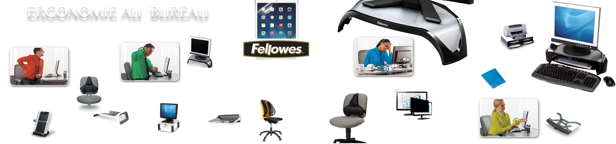 Fourniture de bureau ergonomique Fellowes