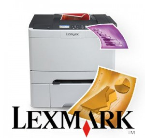 Performance de la lexmark cs310n